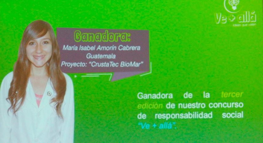 Isabel Amorín creó nueva cura para la diabétes