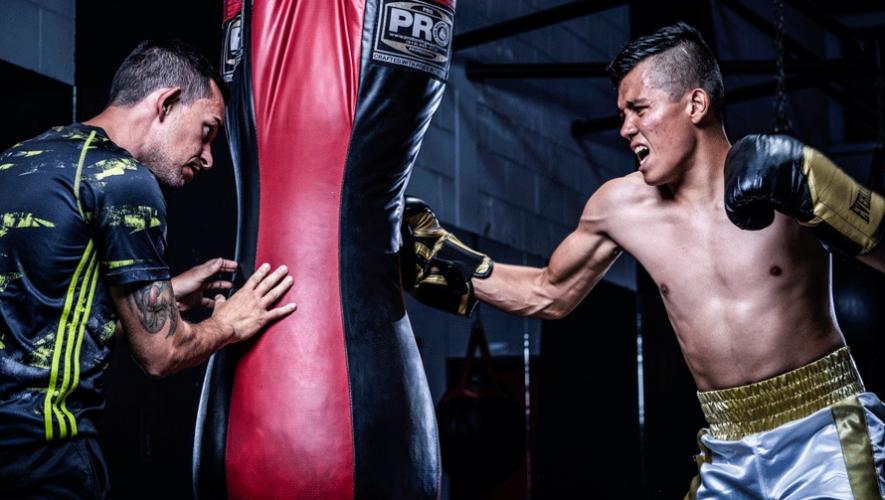 Jonathan Coutiño y Luis García pelearán por el título FECARBOX en Guatemala