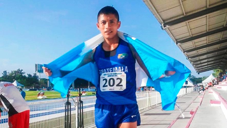 José Calel obtuvo plata en el Campeonato NACAC Sub-18 y Sub-23 2019