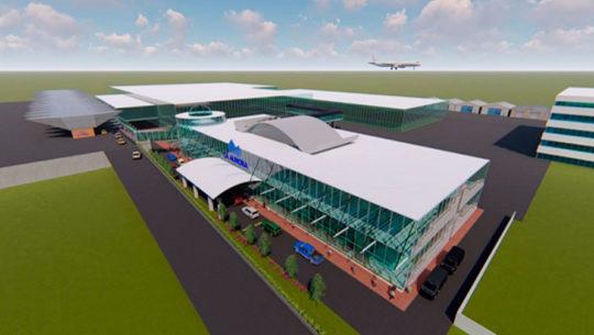 La modernización del Aeropuerto La Aurora planeada para el 2020