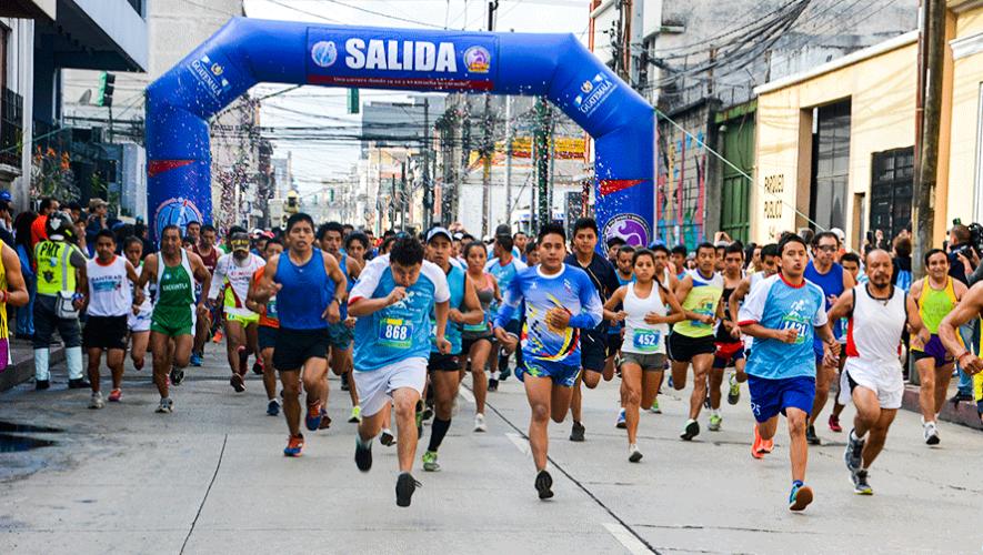 La Carrera de la Luz y el Sonido, una fiesta inclusiva en el atletismo guatemalteco