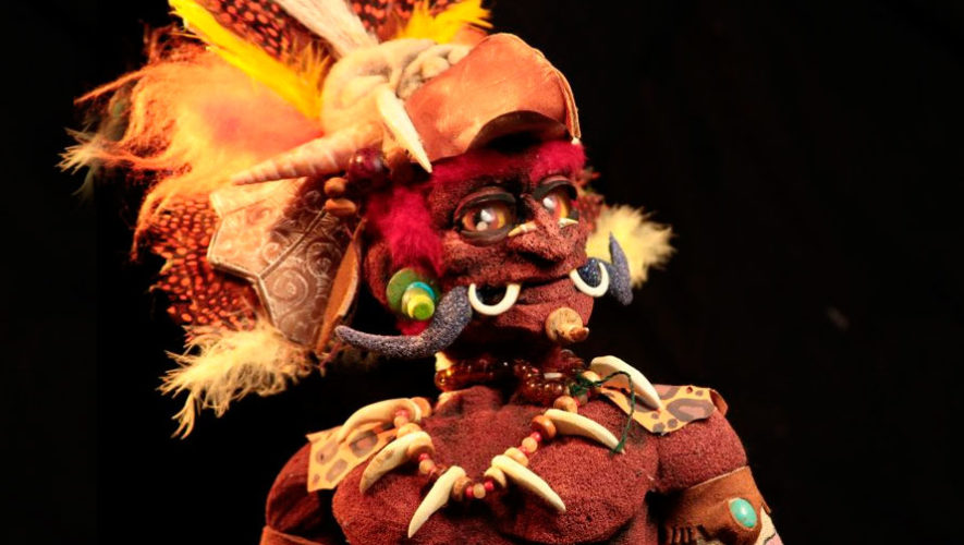La Historia del Popol Vuh, teatro de títeres en Panajachel | Agosto 2019