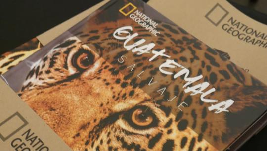 Libro Nat Geo Guatemala