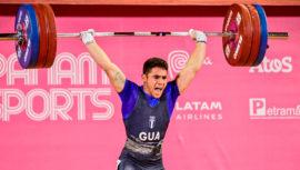Lima 2019: Edgar Pineda ganó la primera medalla para Guatemala en Juegos Panamericanos