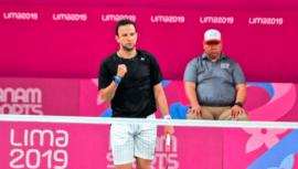 Lima 2019: Kevin Cordón aseguró medalla en bádminton de los Juegos Panamericanos