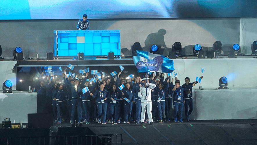 Lima 2019: Transmisión en vivo de la inauguración de los Juegos Panamericanos en Guatemala