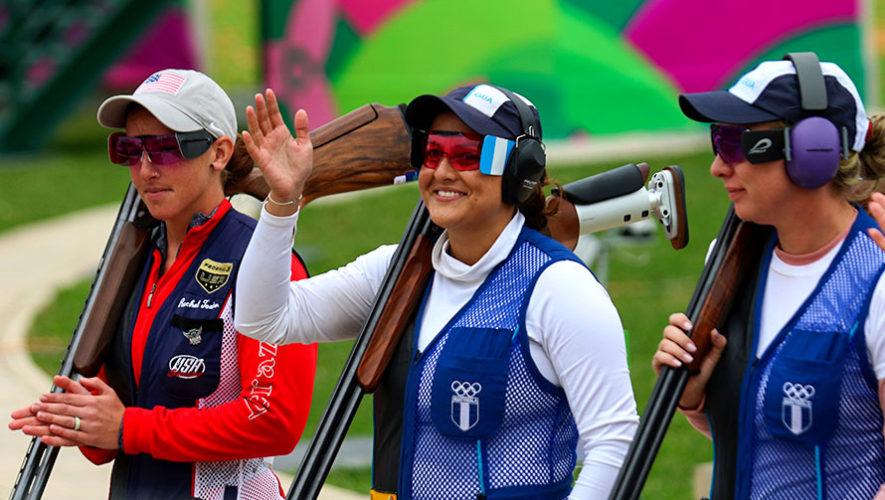Lima 2019: Waleska Soto se une a la delegación de los Juegos Olímpicos de Tokio 2020