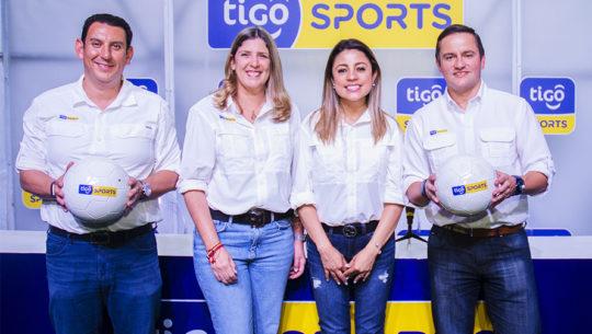 Los nuevos partidos que se transmitirán en Tigo Sports Guatemala