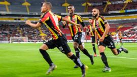 Marvin Ceballos debutó con gol en Leones Negros de Guadalajara