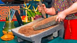 Nat Geo dio a conocer el antiguo arte de fabricar chocolate en Antigua Guatemala