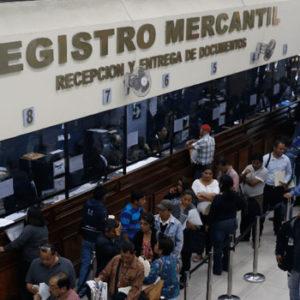 Nombre de una empresa guatemala registro mercantil