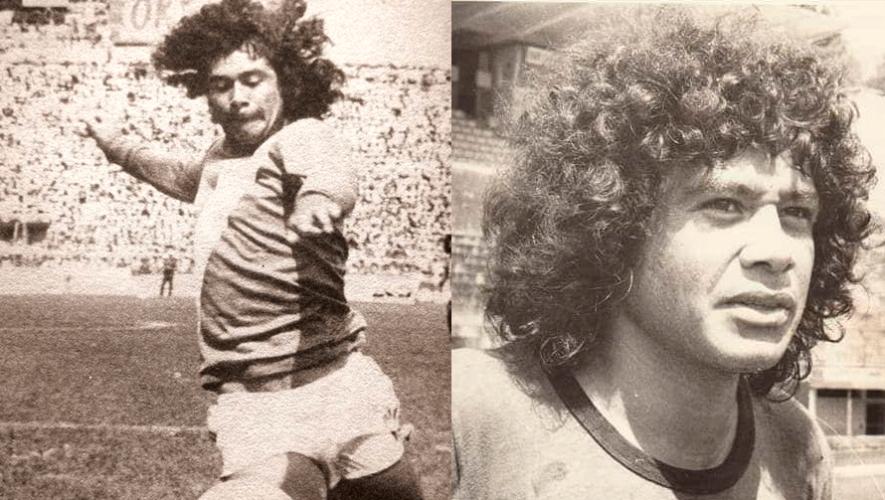 Oscar Enrique Sánchez, el mejor futbolista guatemalteco del siglo XX según la IFFHS