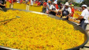 Paella gigante a beneficio de Bomberos Voluntarios | Julio 2019
