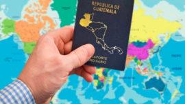 Países a los que pueden viajar los guatemaltecos sin necesidad de visa durante 2019 y 2020