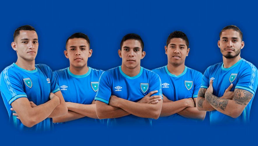 Partido de Guatemala vs. Costa Rica, Eliminatoria a Preolímpico de Concacaf   Julio 2019