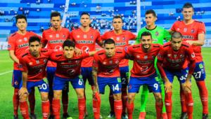 Partido de Municipal vs. Alajuelense, Copa Premier Centroamericana   Julio 2019