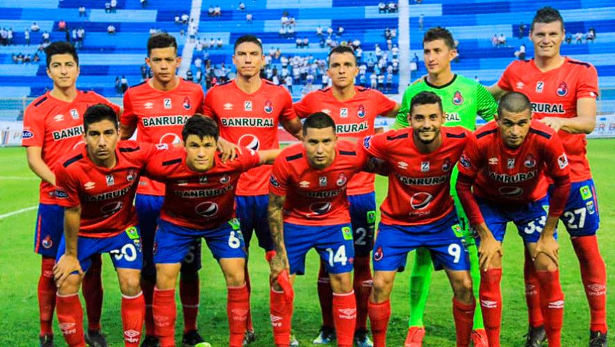 Partido de Municipal vs. Alajuelense, Copa Premier Centroamericana | Julio 2019