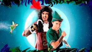 Peter Pan, obra para niños en el Teatro Lux | Agosto - Septiembre 2019