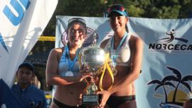 Plata y bronce para Guatemala en el XII Campeonato Centroamericano Sub-21 de Playa 2019