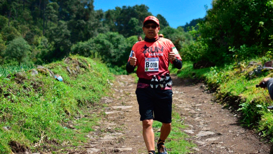 Primera fecha del Trail Run Series Xela | Julio 2019