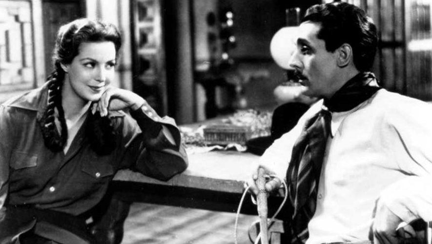 Proyección de la película Doña Barbara en FILGUA | Agosto 2019