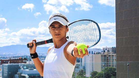 Resultados de Andrea Weedon en la 16 Cancun Tennis Cup 2019