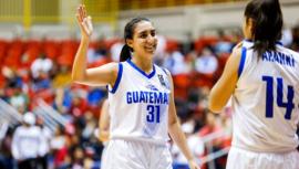 Resultados de Guatemala en el Centrobasket U-17 Femenino 2019