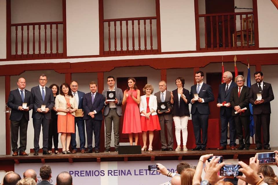 Salcajá ganó el Premio Reina Letizia 2018 por su Plan de Ordenamiento Territorial