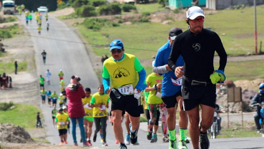 Séptima edición del Ascenso al Cerro Cotzic | Julio 2019
