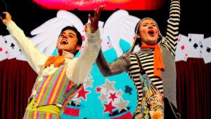 Show de circo en el Gran Hotel | Julio 2019