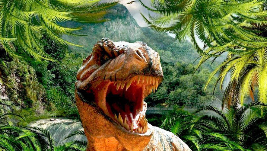 Show de dinosaurios en vivo en Cobán | Agosto 2019