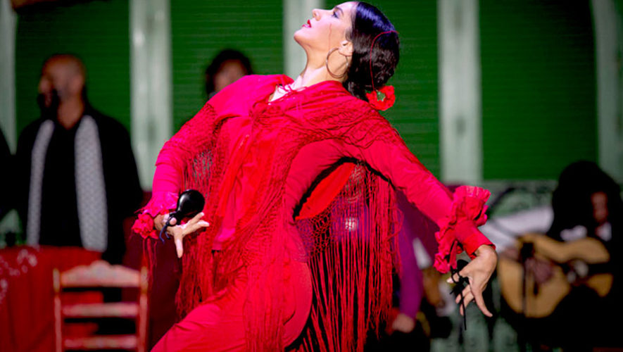 Show de flamenco tradicional en Guatemala | Julio 2019