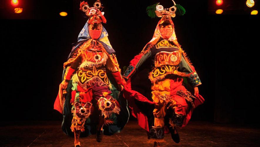 Show folklórico internacional en la Ciudad de Guatemala | Julio 2019