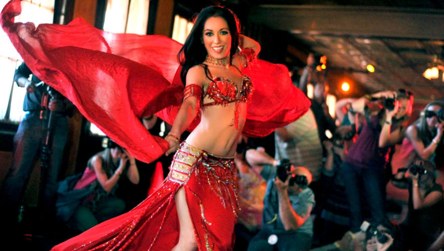 Show gratuito de Belly Dance con bailarinas internacionales | Julio 2019