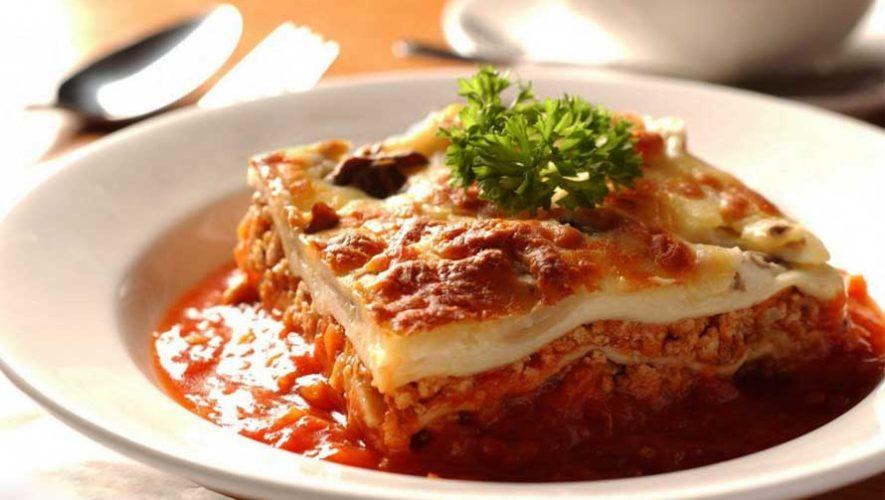 Taller de cocina italiana vegana en Zona 10 | Agosto 2019
