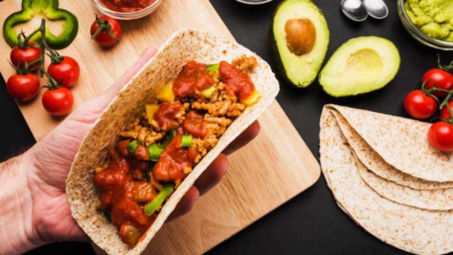 Taller de cocina para aprender a preparar tacos y salsas | Julio 2019