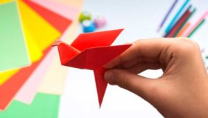 Taller de origami en Antigua Guatemala | Agosto 2019