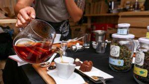 Taller para aprender a crear tus propias combinaciones de té | Julio 2019