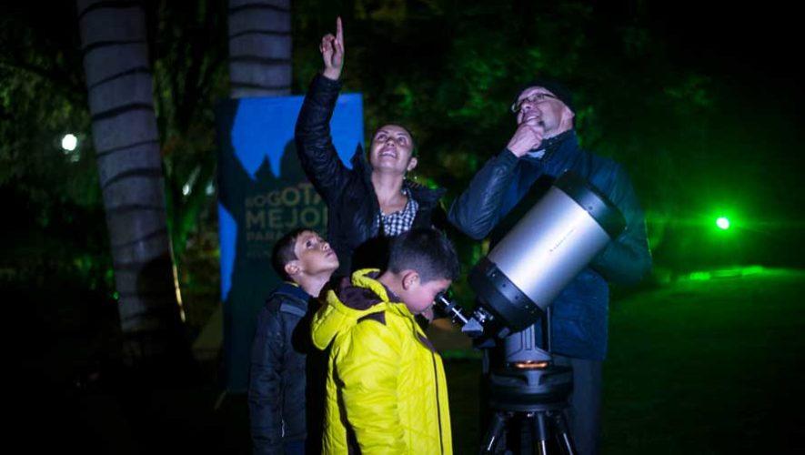 Taller para niños sobre constelaciones astronómicas   Julio 2019