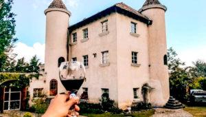 Tour al viñedo Chateau Defay en Sacatepéquez   Agosto 2019