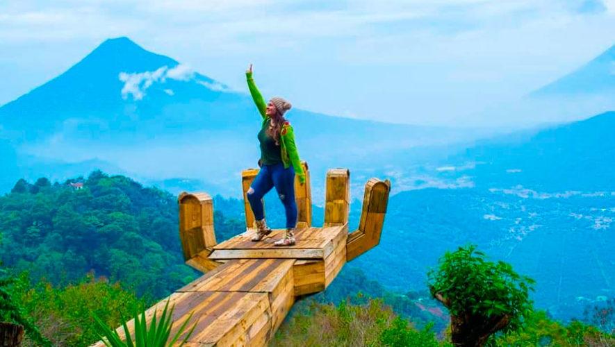 Tour por los miradores de Antigua Guatemala | Septiembre 2019