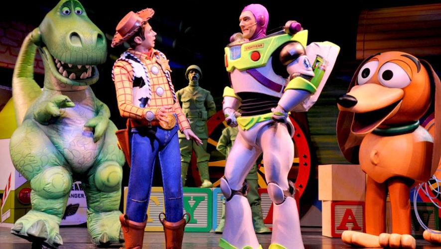 Toy Story, obra de teatro para niños en la UP   Julio - Agosto 2019