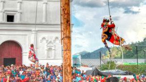 Viaje a la tradicional Danza del Palo Volador en Baja Verapaz | Julio 2019