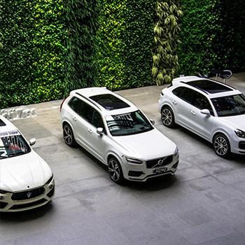 Autoferia de carros de lujo en Avia Zona 10 | Julio 2019