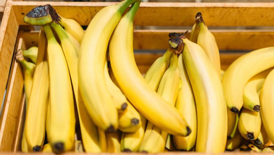 exportación de bananos Guatemala 2019