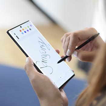 Samsung Galaxy Note10, un teléfono móvil para la creatividad y productividad diaria