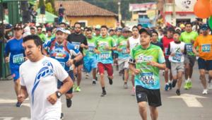 40 Medio Maratón Atanasio Tzul en Totonicapán | Septiembre 2019