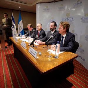 Acuerdo comercial con Israel Guatemala 2019