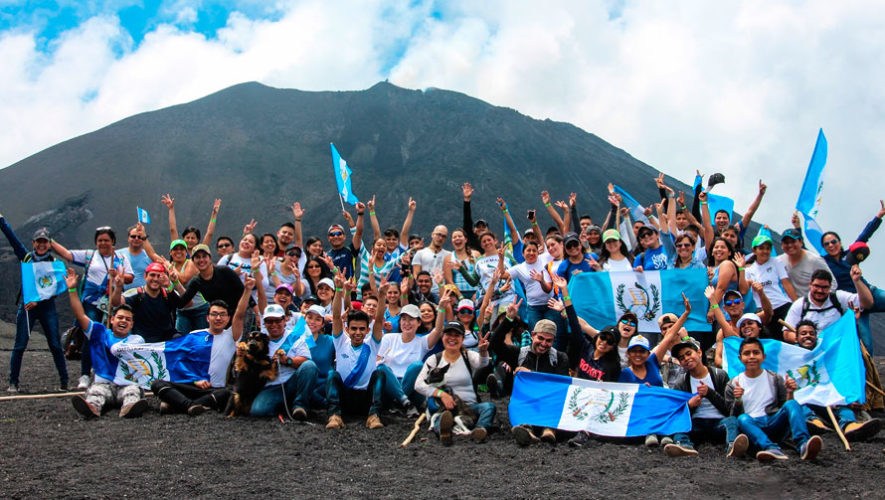 Ascenso al Volcán de Pacaya por el Día de la Independencia | Septiembre 2019