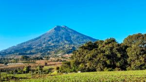 Ascenso de un día al volcán de Agua | Agosto 2019